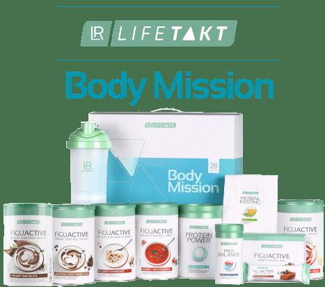 lr body mission